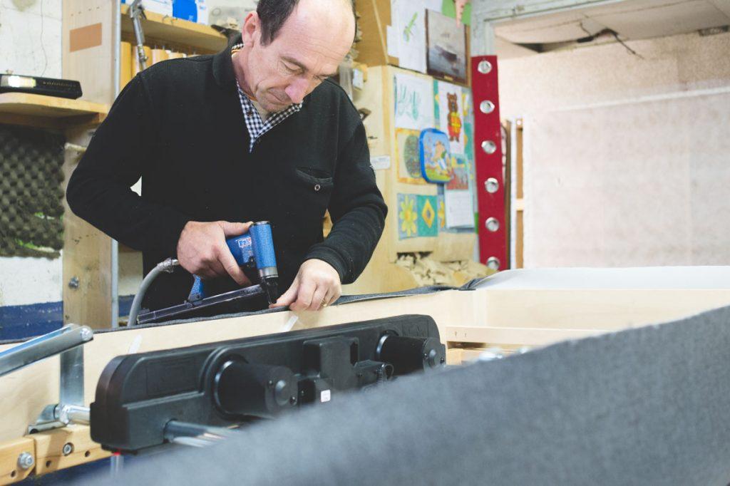 Fabrication d'un Sommier sur mesure gamblin fabrication francaise - la rochelle 17 - Aytré - Niort