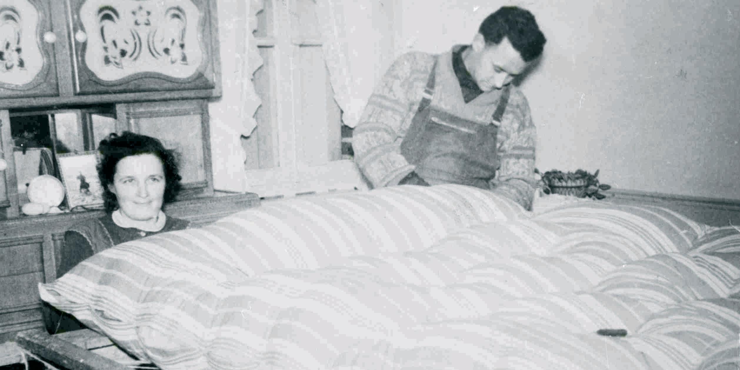 Literie Gamblin, maître litier depuis 1946, expert fabrication matelas, sommiers et conseils