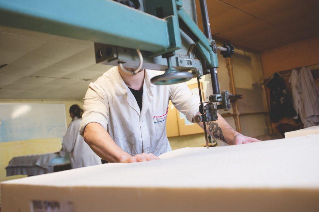 Literie Gamblin expert litier création de lits, matelas et sommiers sur mesure - France