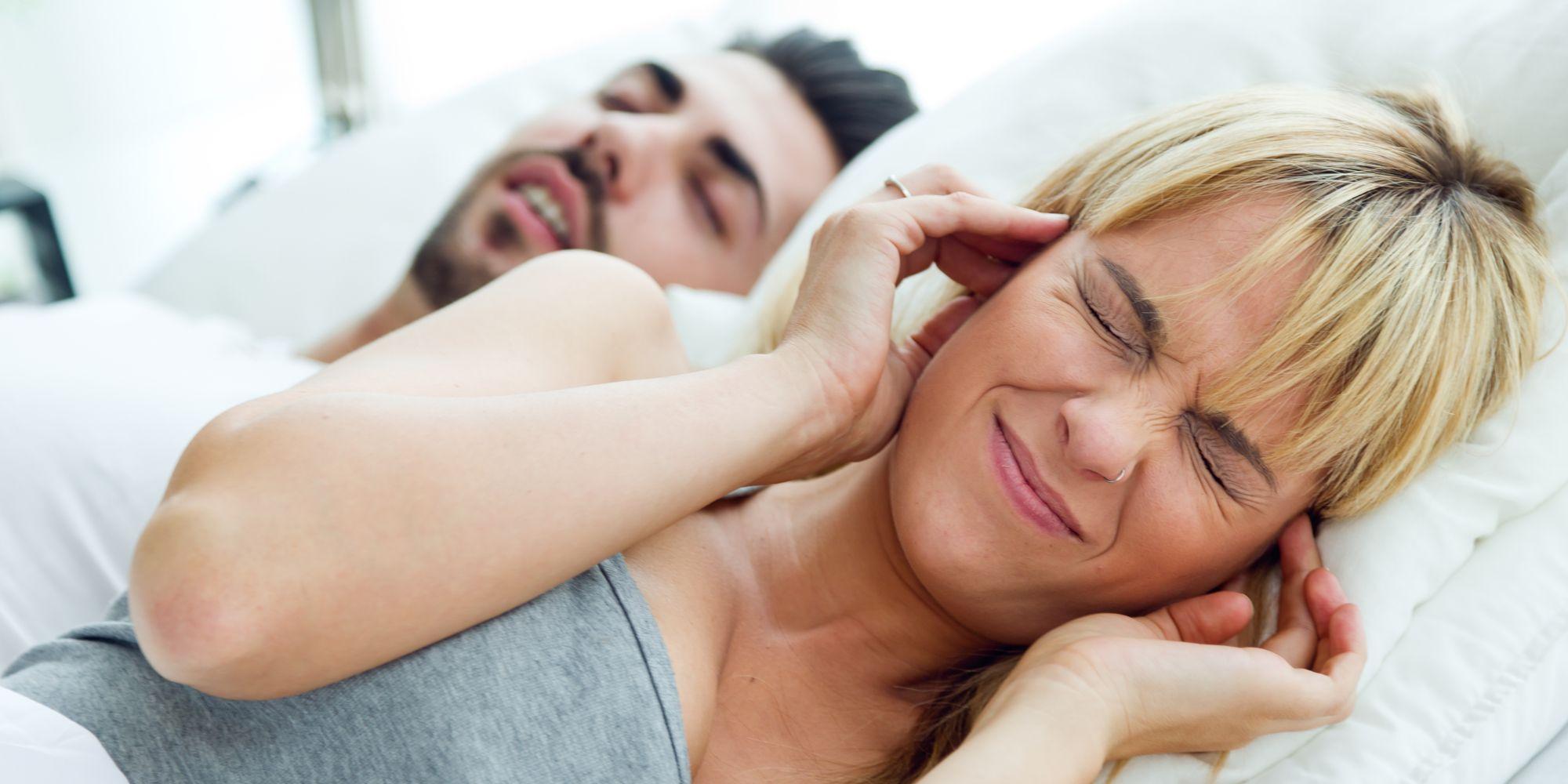 Trouble du sommeil ronflement